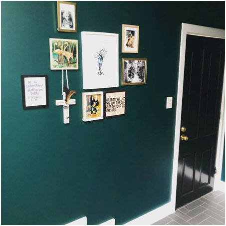 property-styling-idea-paint-emerald-green-beach-house